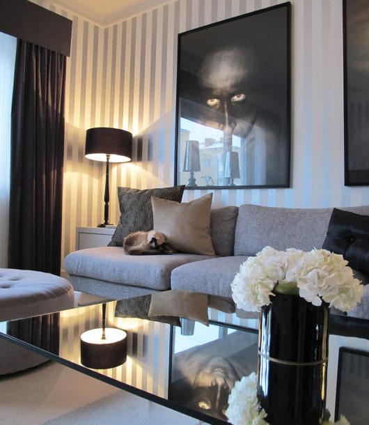Tina's Fashionable Swedish Abode 2