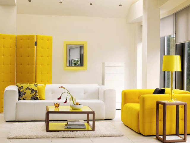 yellow living room ideas 4