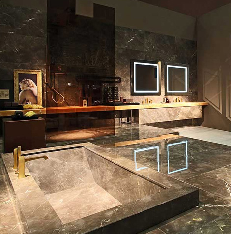 Marble Bathroom 43
