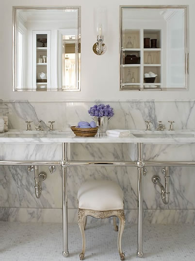 Carrera Marble Bathrooms Pictures: 44 Best Luxury Marble Bathrooms