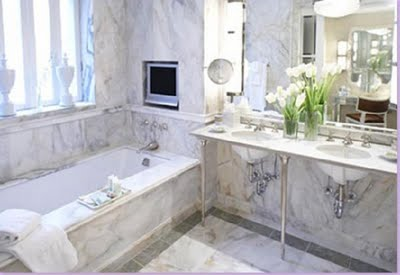Marble Bathroom 11