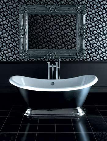 black bathroom interior design ideas 7