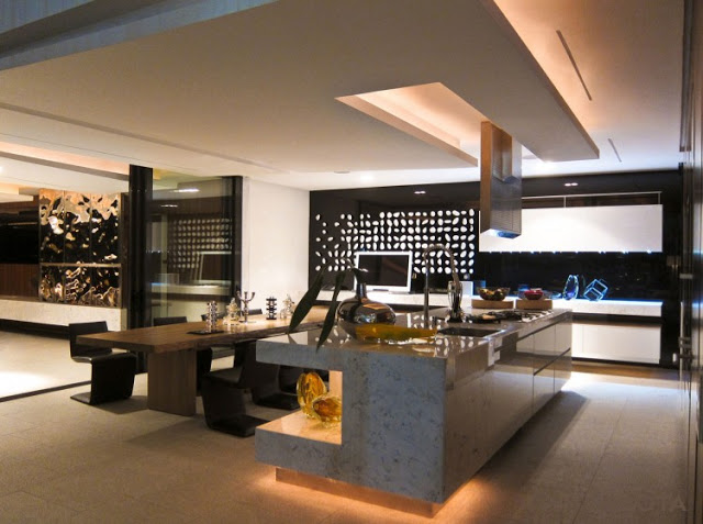 modern kitchen with island 3