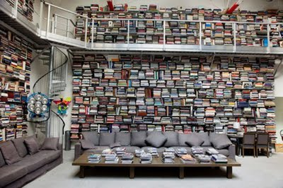 Pictures Of Home Libraries celebrity homes, home libraries - decoholic