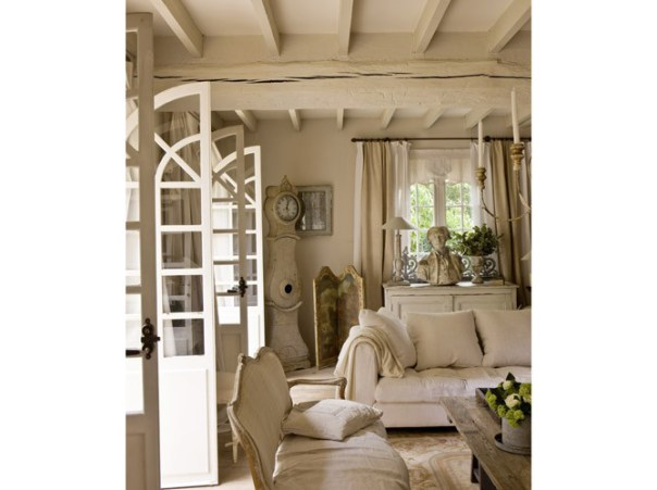 French Style House decorating ideas