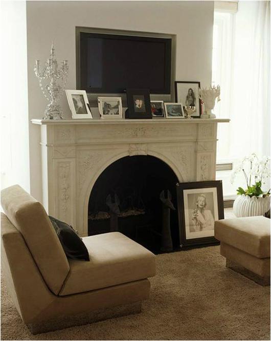 Kelly Hoppen's Home interior design
