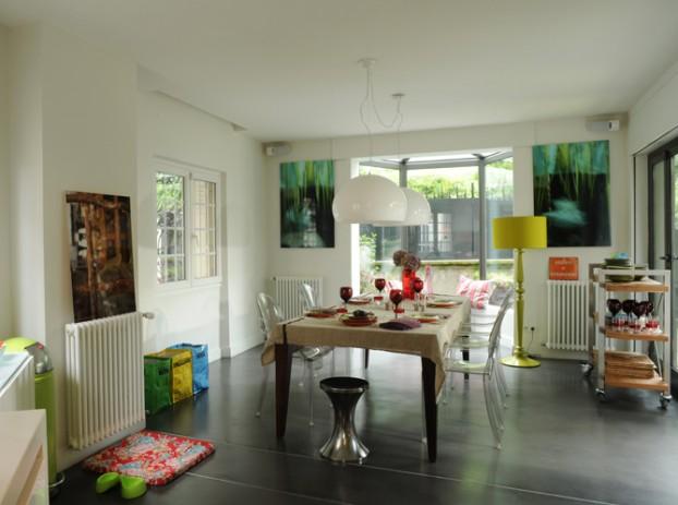 modern colorful interior design 2