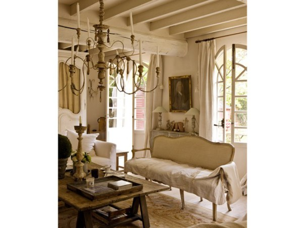 French Style House decorating ideas 2