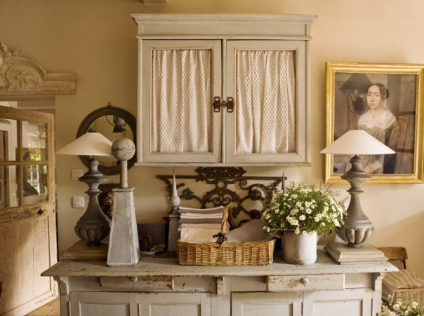 French Style House decorating ideas 3