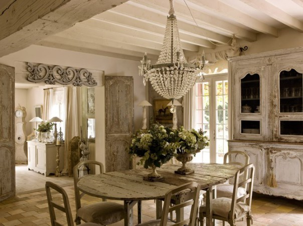French Style House decorating ideas 4