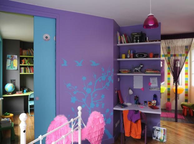 modern colorful interior design 6