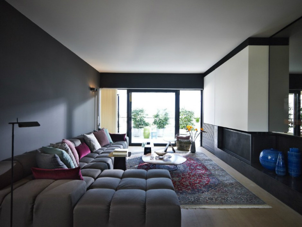 Apartment in Athens by Spacelab Architecture