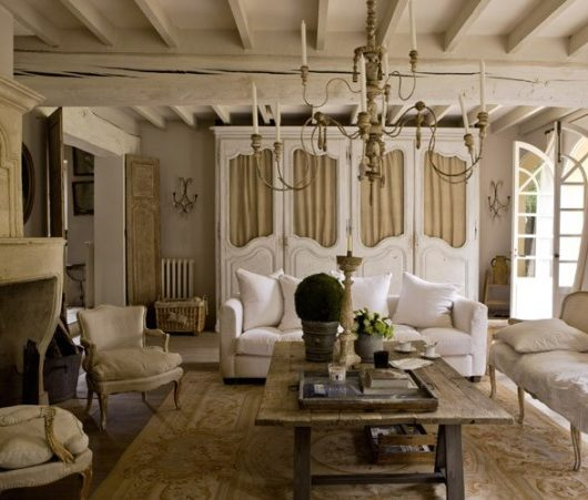 French Style House decorating ideas 9