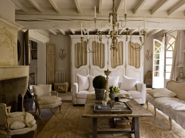 French style house decoholic - Idee deco maison de campagne ...