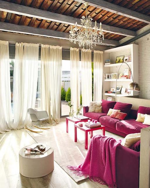 pink loft in barcelona 3