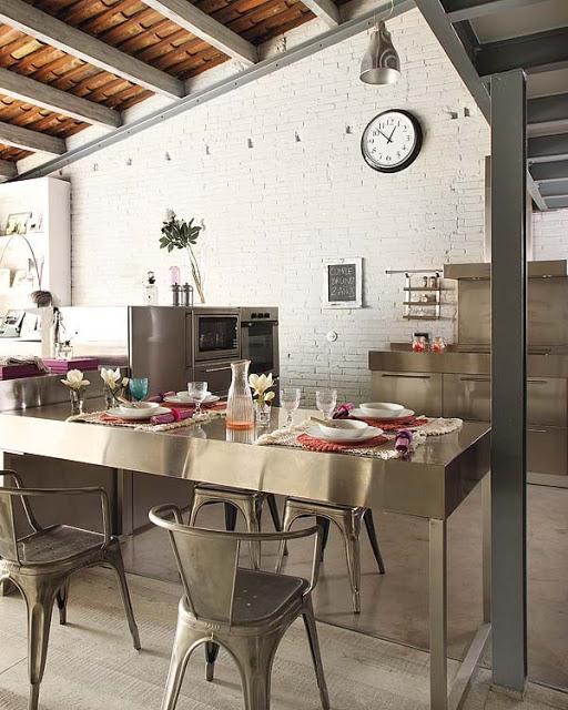 pink loft in barcelona 5