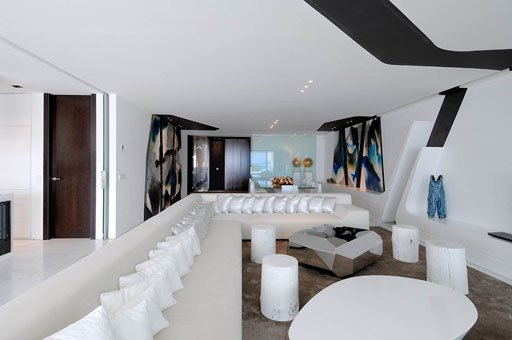 Ultra Modern Home Interiors