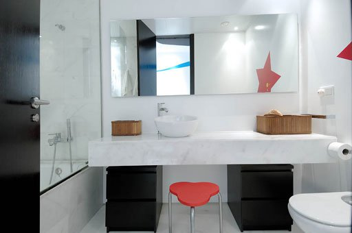 Ultra Modern House in Ibiza By A-Cero  interior design 5