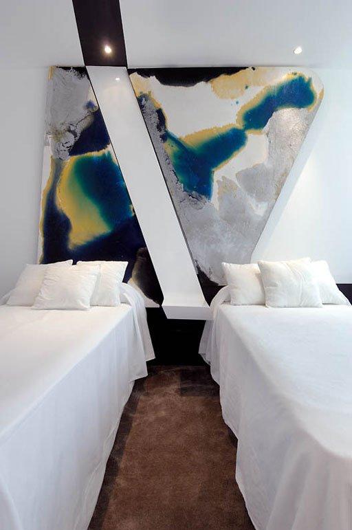 Ultra Modern House in Ibiza By A-Cero  interior design 6