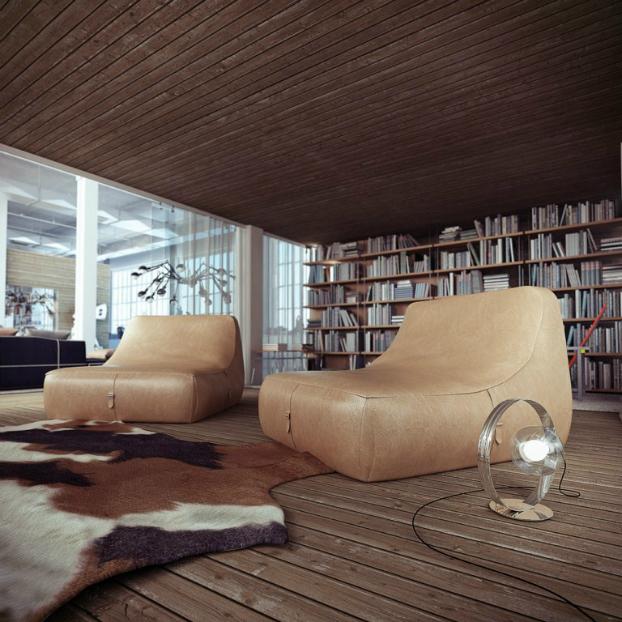 Industrial loft by ando-studio 10