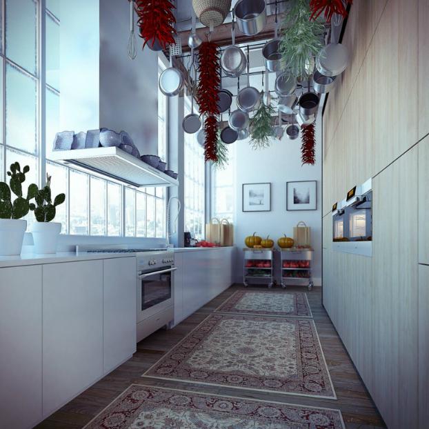 Industrial loft by ando-studio 11