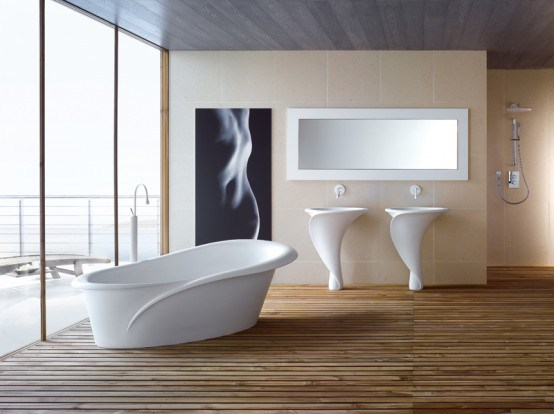 Hardwood Floor In Bathroom is a hardwood floor right for your bathroom Hardwood Floor In The Bathroom 4