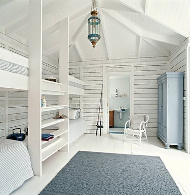 Four Kids One Room Bunk Beds modern design ideas 5