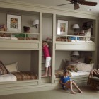 Four Kids One Room Bunk Beds