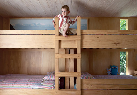 Four Kids One Room Bunk Beds ideas