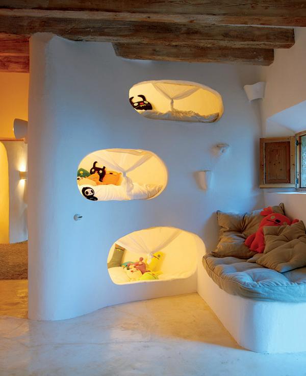 interior design Cave House in Majorca 8