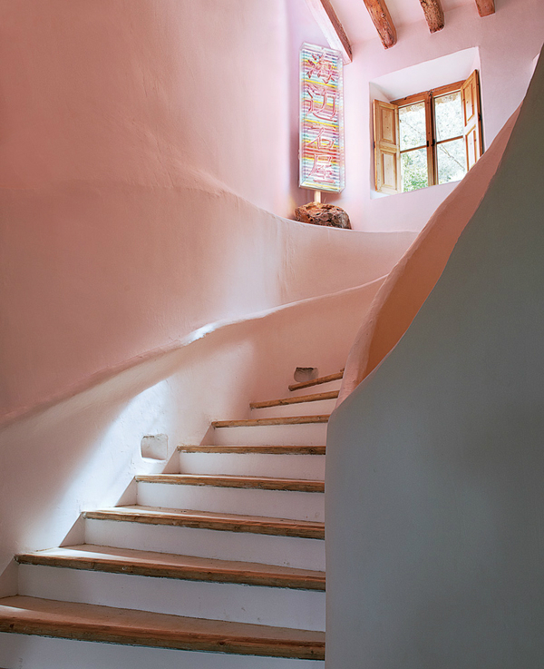 interior design Cave House in Majorca 5