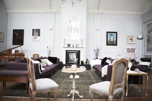 Unique House in London 6