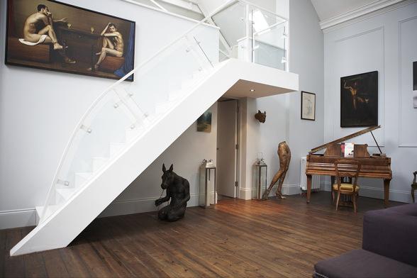 Unique House in London 5