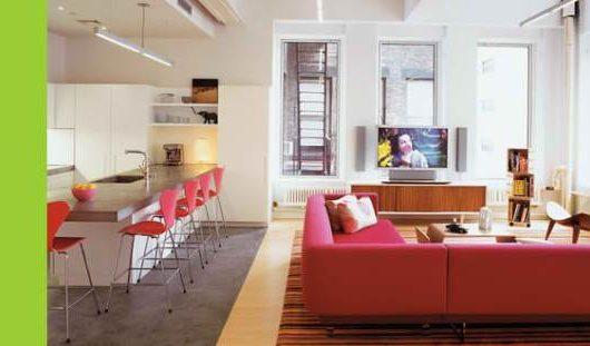 Tribeca Family Loft by Ghislaine Vinas interior design ideas