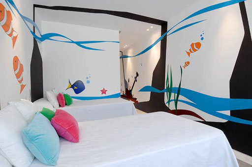 Ultra Modern House in Ibiza By A-Cero  interior design 12