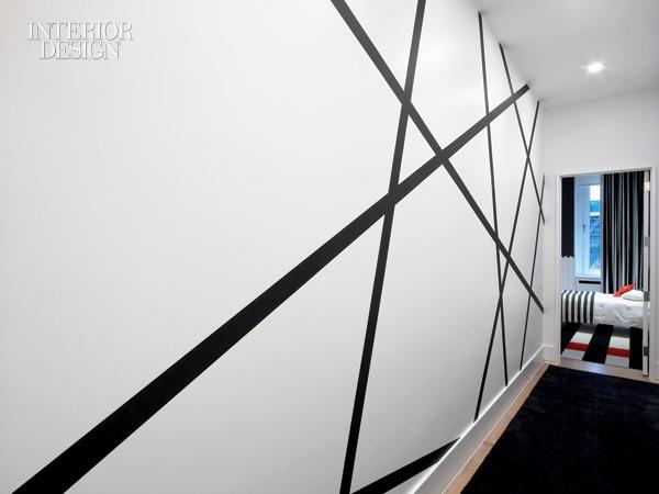 New York triplex by Ghislaine Viñas 7