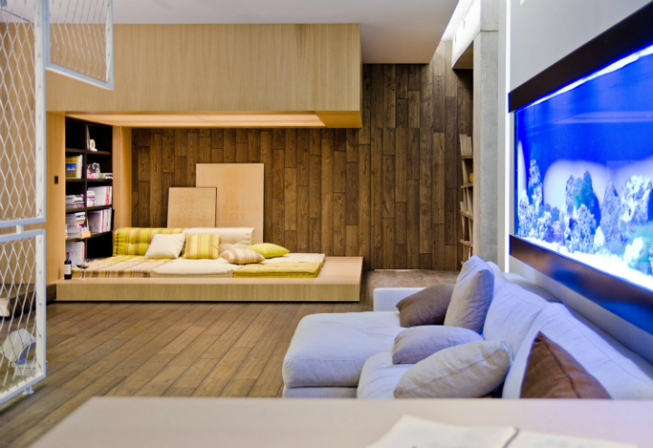 Loft Apartment in Ukraine and designed by 2B Group 12