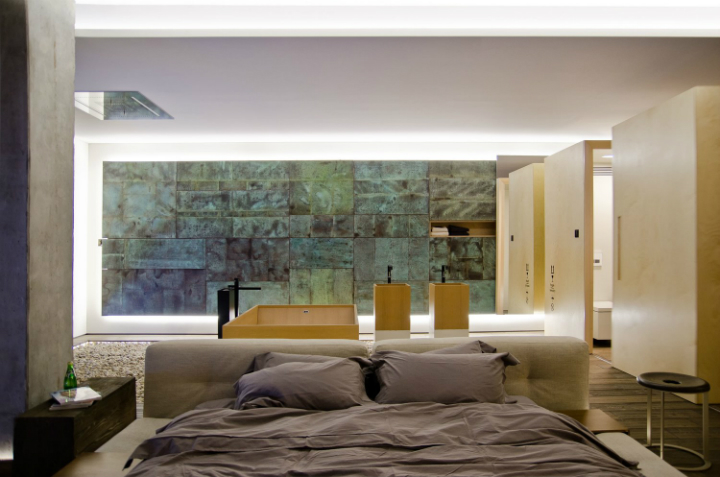 Loft Apartment in Ukraine and designed by 2B Group 15
