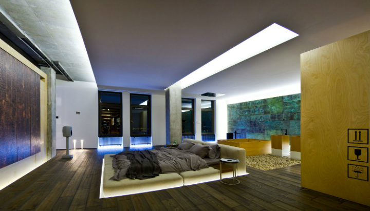 Loft Apartment in Ukraine and designed by 2B Group 18
