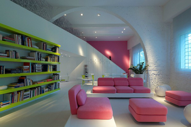 Modern House by Simone Micheli