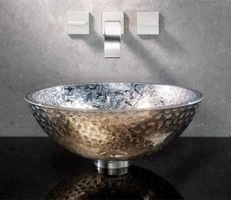 silver sink