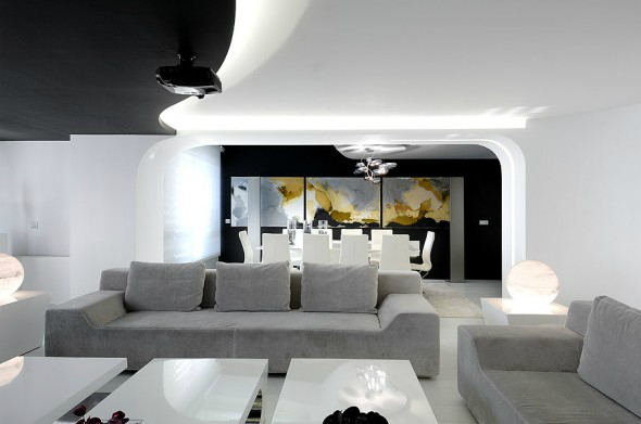 Modern House In Spain by A-cero 2