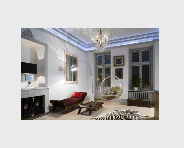 Beautiful Apartment in Old Praga by Mirca McNeil