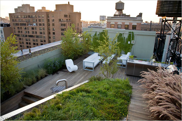 Fresh Loft by Joel Sanders Architects 13