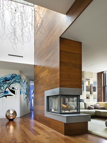 Fresh Loft by Joel Sanders Architects 2