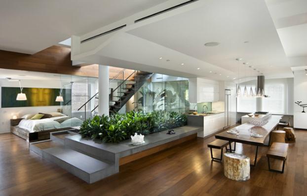 Fresh Loft by Joel Sanders Architects 4