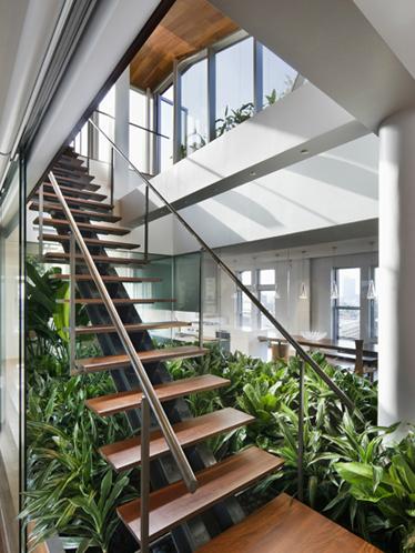 Fresh Loft by Joel Sanders Architects 5