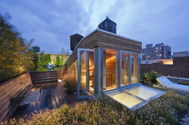 Fresh Loft by Joel Sanders Architects 8