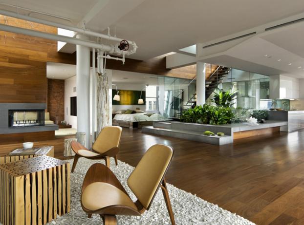 Fresh Loft by Joel Sanders Architects