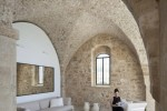 A castle-like apartment in Israel by Pitsou Kedem Architects 4